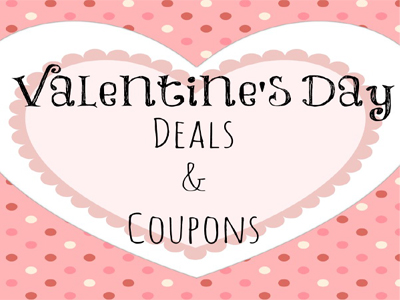 Up To 80% Off Valentine's Day Promotion