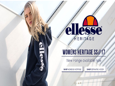 10% Off Sitewide Ellesse Coupon Code