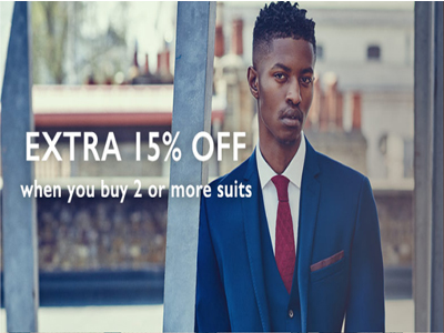 Extra 15% Off Promotion