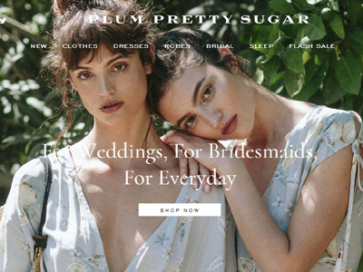 60% Off Plum Pretty Sugar Coupon May 2019