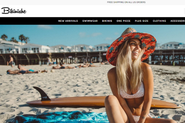 Bikinishe Review - An International Swimwear Retailer With Modern Beachwear