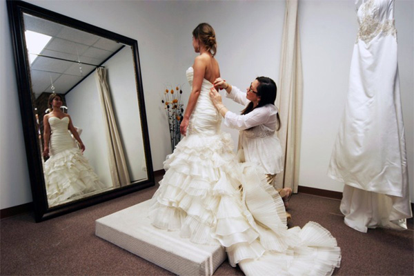 Preparation Guide For A Wedding Dress Shopping In 2016