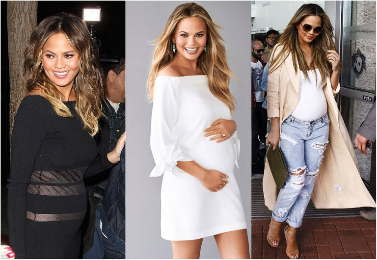 a560335f8f5ca Maternity Style Goals - Perfect Inspirations from Hollywood ...
