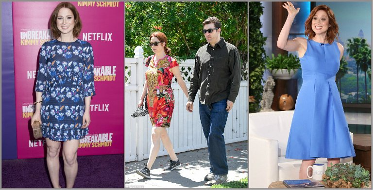 Maternity Style Goals - Perfect Inspirations from Hollywood Celebrities