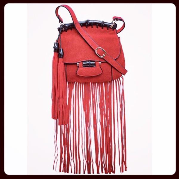 Fringe Bag!!