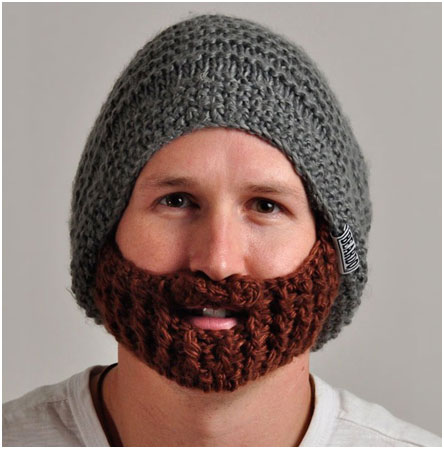 Beardo Beard Hat Costume