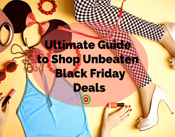 Black friday online clothing deals