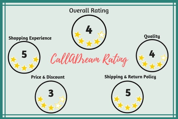 Calladream ClothingRic Rating Review