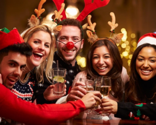 Things You Should Never Wear To A Christmas Party
