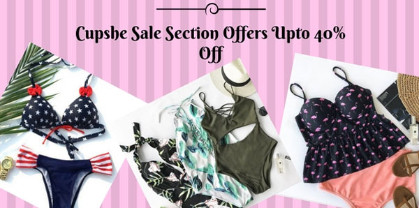 Cupshe Offering too much Sales, Offers, & Discounts