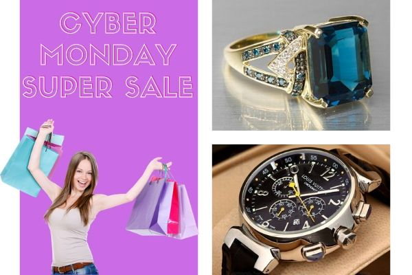 Crafty Jewellery And Watches You Need To Buy This Cyber Monday