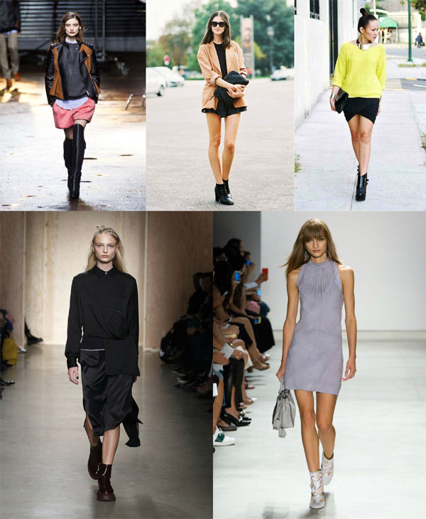 Women Fashionable Booties & Long Boots