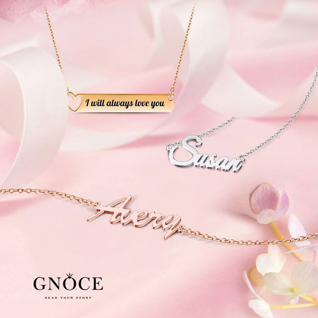 Gnoce Name Necklaces Review