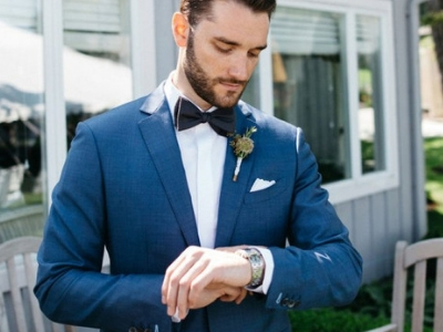 Complete Style Guide for the Groom on his Big Day
