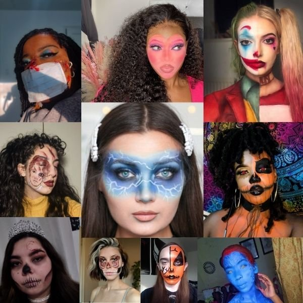 Best of #HalloweenMakeup from Twitter