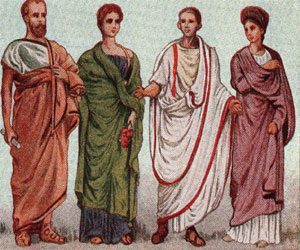 History of Wearing Clothing