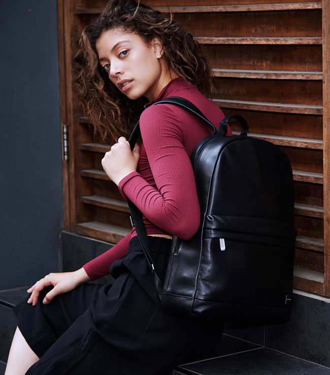Luxury Backpacks For New Technology