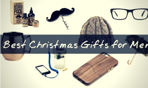 Complete Gift Guide: What Men Really Want For Christmas