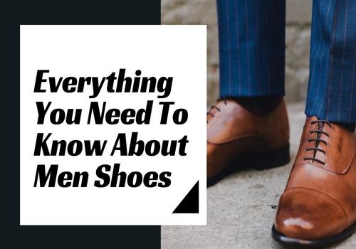 Men Dress shoes Guide