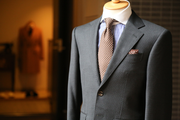 Gentleman's Guide for Buying the Perfect Suit