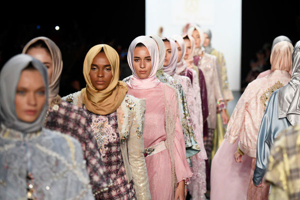 Modest Fashion on the Rise