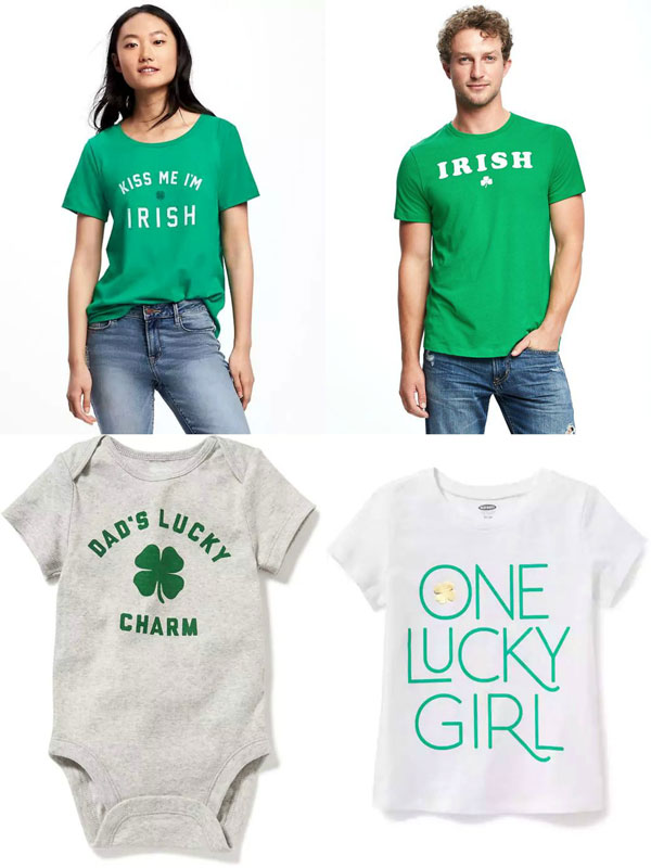 25a7b8632a Show Your Irish Pride with St. Patrick s Day Deals that are Easy on ...