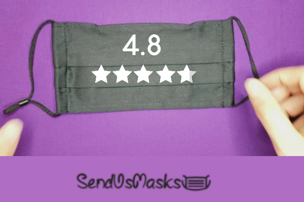 SendUsMasks Reviews: Are These Face Masks Any Good?