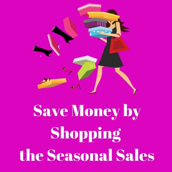 How You Can Save Thousands On Seasonal Shopping