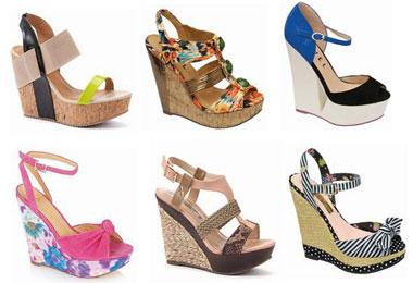 Wadges Summer Shoes