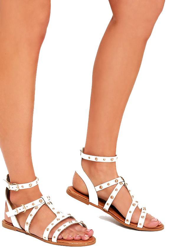 lulu*s xena gladiator sandals