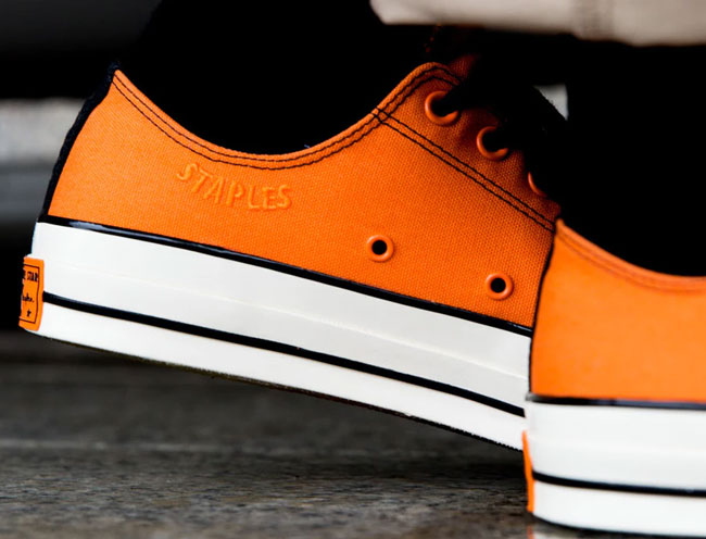 Vince Staples debuts Chuck Taylor All Star at Converse