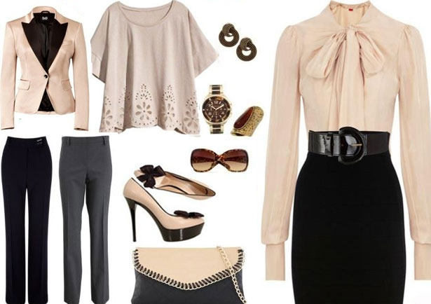 professional woman clothing & accessories