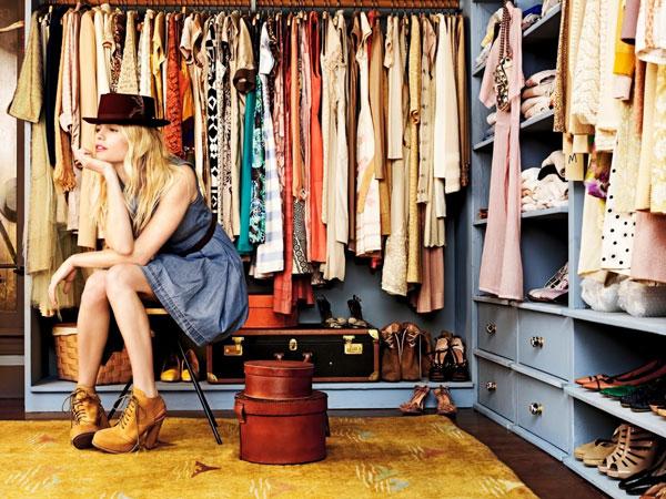 Women Fashion Clothes Wardrobe