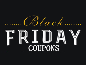 Black Friday Coupons and Deals 2017