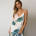 Floralkini Floral Swing Cami Dress