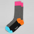grey-five-colour-sock-clothingric.jpg
