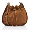 Lottie Drawstring Bucket Bag