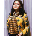 Nature Gold Scarf On Adorable Price