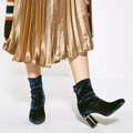 Velvet Boots SH0017