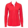 womens-woven-trim-polo-clothingric.jpg