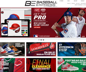 baseball express coupon
