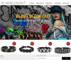 Bling Blowout