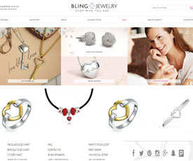 Bling jewelry discount 30 coupon codes july promotional for Bling jewelry coupon code