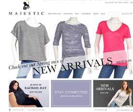 Clothes by Majestic