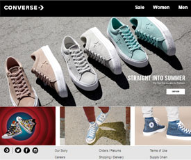 29 available Converse coupons on bloggerforlife.ml Top Promo Code: Get 50% Off Code. Save more with bloggerforlife.ml coupon codes and discounts in December
