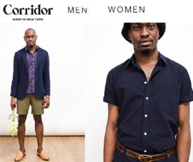 Corridor Clothiers