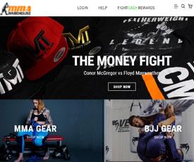 MMAWarehouse.com