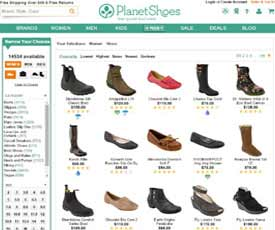 Browse for PlanetShoes coupons valid through December below. Find the latest PlanetShoes coupon codes, online promotional codes, and the overall best coupons posted by our team of experts to save you 70% off at PlanetShoes.