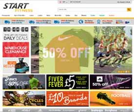 Did you know that Start Fitness is the largest footwear retailer specializing in running shoes in the UK? Since its inception nearly two decades ago, the company has been providing runners with branded footwear and sportswear at discount prices.