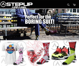 StepUp Apparel